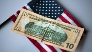 Werden die Schulden zur Bürde für den Dollar?
