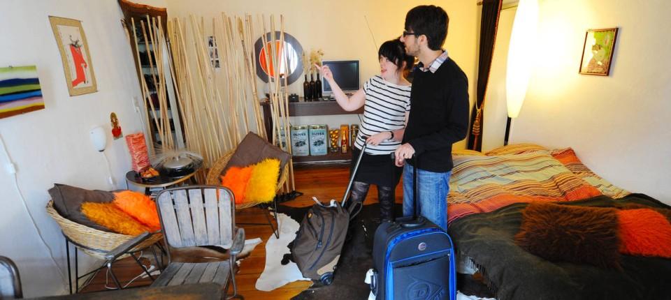 Darf Ich Meine Wohnung An Touristen Vermieten