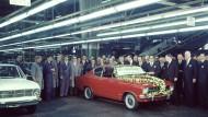 Warum Opel nicht einfach wieder unabhängig wird