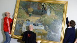 Von der Kunst, Kunst zu transportieren