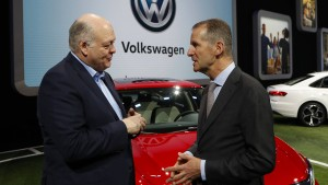 VW öffnet seinen elektrischen Antriebsbaukasten für Ford