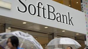 Softbank-Mobilfunksparte plant milliardenschweren Börsengang