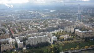 Moskauer Stadtpolitik per Abrissbirne