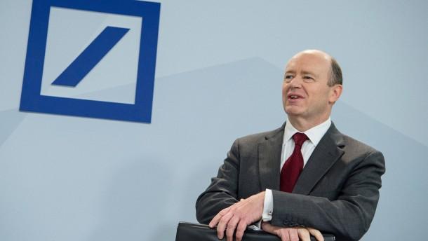 Deutsche Bank wird bei der Aufnahme neuer Kunden vorsichtiger