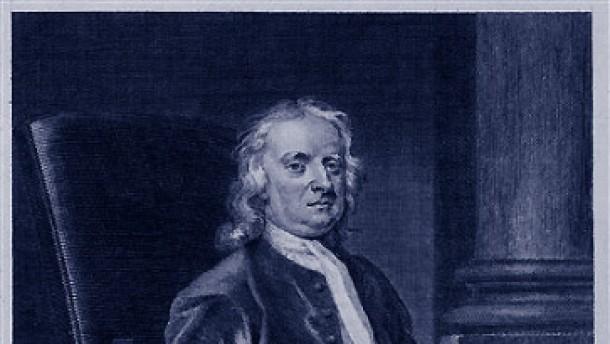 Die Südseeblase kam auch Isaac Newton teuer zu stehen