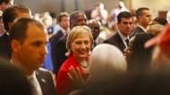 Wall Street wettet auf Clinton und Bush