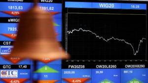 Neue Polen-Anleihe hält sich über dem Emissionspreis