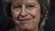 Die Ankündigung von Premierministerin Theresa May, Großbritannien werde bis spätestens Ende März den Antrag zum EU-Austritt stellen, drückt auf das britische Pfund.