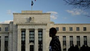 Die Fed vermisst die Inflation