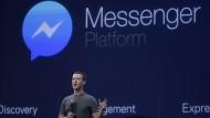 Facebook wertet Messenger auf