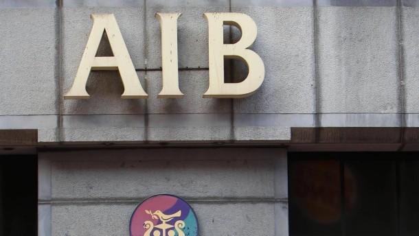 Irische Banken plazieren Anleihen über eine Milliarde Euro