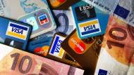 Kartenzahlungen sind beliebt wie nie