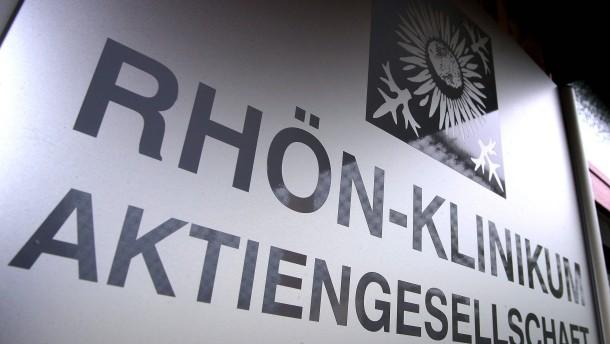 Streit um Satzungsänderung bei Rhön-Klinikum geht weiter