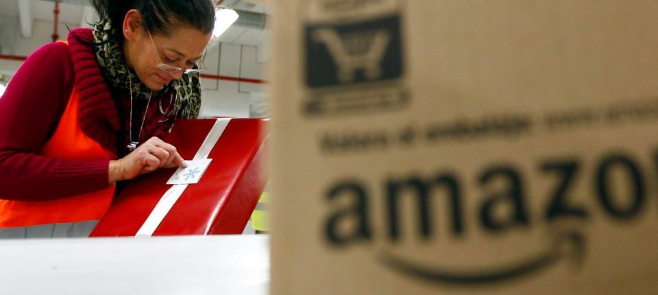Warum Gibt Es Weihnachten.Pakete Zu Weihnachten Amazon Gibt Trotz Verdi Streiks