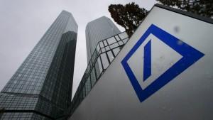 Deutsche Bank an der Dax-Spitze