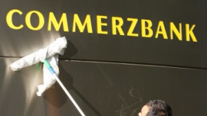 Commerzbank-Aktie mit begrenztem Spielraum