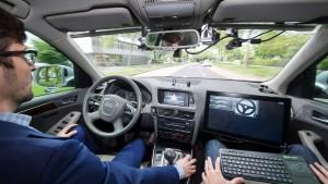 Deutsche Erfinder beim autonomen Fahren auf Platz zwei