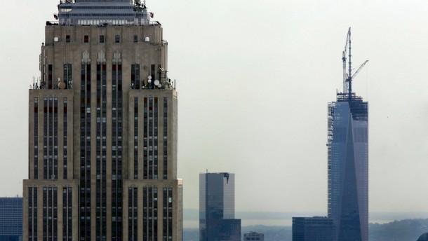 Zwei Milliardengebote für das Empire State Building