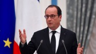 Frankreich gedenkt der Terroropfer in Paris