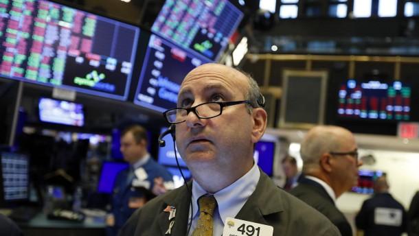 Amerikanische Anleihen senden Krisensignal