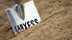 Lanxess tritt auf die Kostenbremse