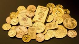 Goldpreis erreicht höchstes Niveau seit sechs Jahren