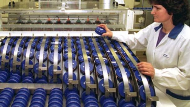 Nur Rückkaufaktion treibt Kurs der Beiersdorf-Aktie