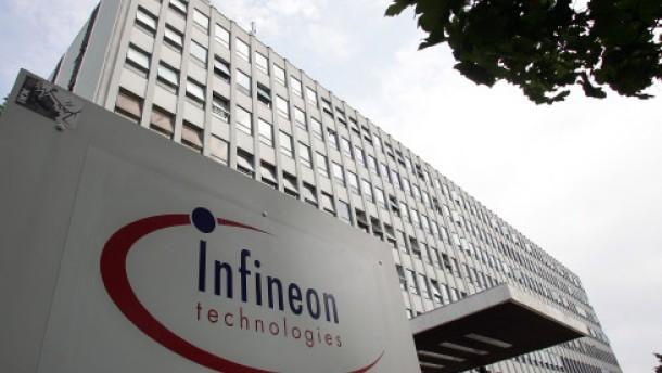 Kursanstieg bei Infineon könnte kurzfristiger Natur sein