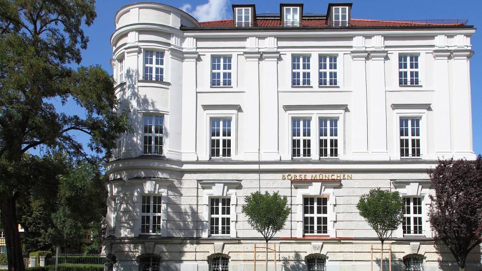 An der Münchener Börse wird bald eine Schule aus Augsburg gehandelt.