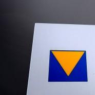 Markenzeichen von Varta in Ellwangen