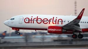 Air Berlin soll GmbH werden