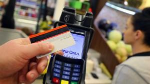 Kreditwirtschaft verdoppelt Limit für kontaktlose Zahlungen