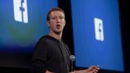 Werbegeschäft von Facebook wächst rasant
