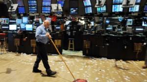 Wall Street setzte auf Technologiewerte