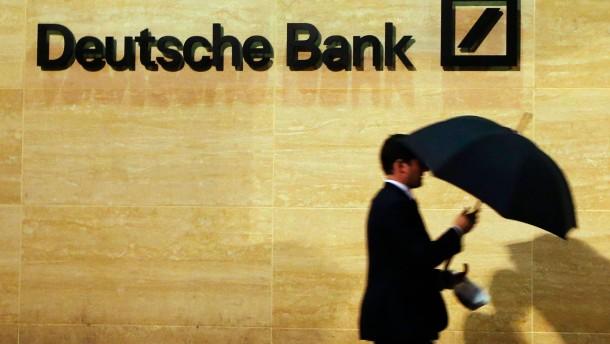 Deutsche Bank denkt über Vergleich mit Kirch-Erben nach