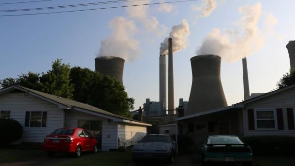 Vorstände der Gasindustrie gehen auf die Kohleindustrie los