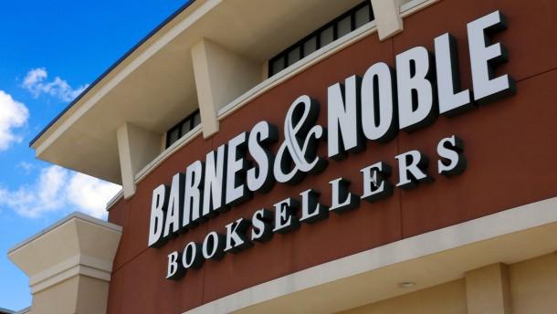 Hedgefonds will Buchhändler Barnes & Noble übernehmen