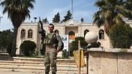 Das türkische Eingreifen in Syrien belastet auch den Wechselkurs der Lira.