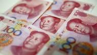 Chinas Notenbank strafft ihren geldpolitischen Kurs.
