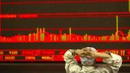 Kaufen und Halten – diese Strategie funktioniert nicht an Chinas Börse.