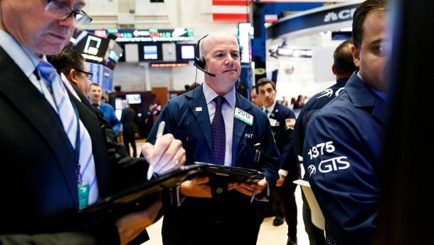 Gefährlicher Börsenmix