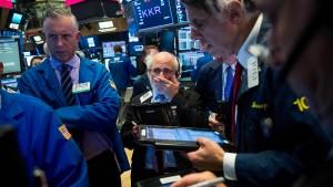 Amerikas Notenbank dominiert das Marktgeschehen