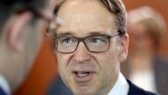 Jens Weidmann ist Präsident der Deutschen Bundesbank und kritisiert die Geldpolitik der EZB
