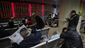 Asiens Wirtschaft verliert Schwung