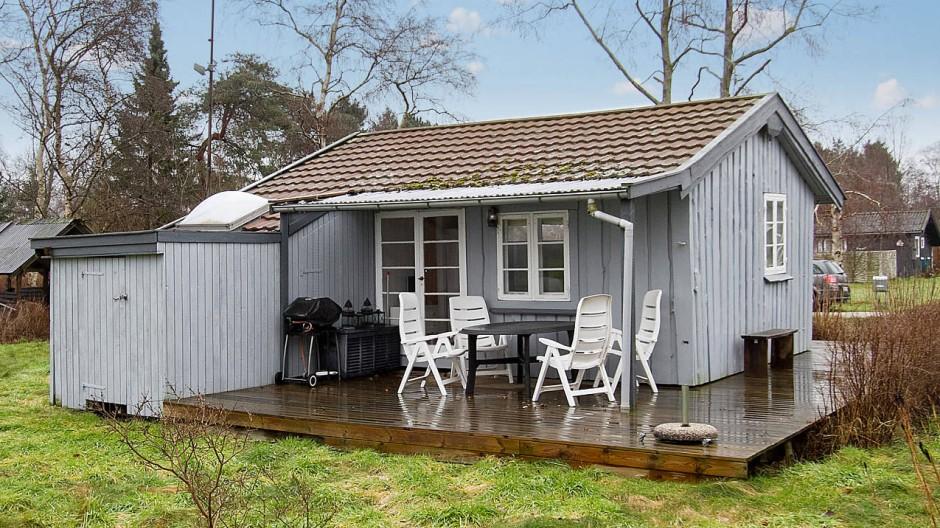 Ein Haus in Dänemark gibt es jetzt auch mit Negativzins.