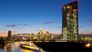 Käufe von Staatsanleihen durch die EZB erwartet