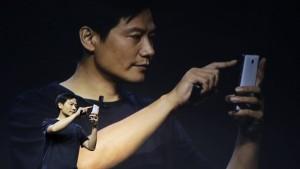 Samsung in China nur noch Nummer 2