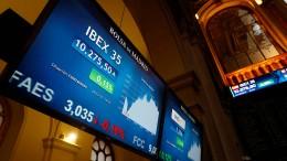 Kampf um die spanische Börse
