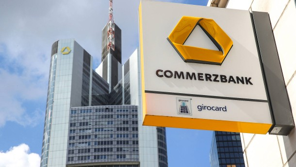 Commerzbank mit IT-Problemen