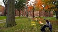 Harvard-Stiftungsfonds läuft der Konkurrenz hinterher